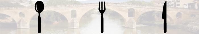 Dónde comer en Puente la Reina-Gares